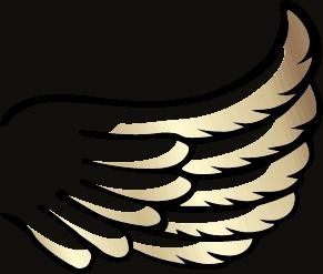 Engel auf Erden - Flügel Rechts